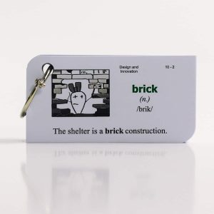 the-hoc-flashcard-chu-de-Design-and-Innovation