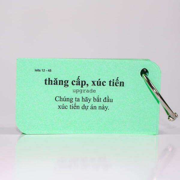 The-hoc-Flashcard-IELTS-B-ép nhua-Xanh-02BX
